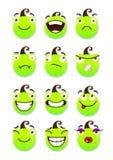 Smiley Photographie stock