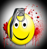Smiley Image libre de droits
