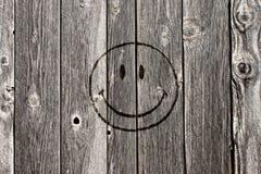 Smiley antico Fotografia Stock Libera da Diritti