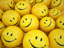 Smiley Background Stock Afbeeldingen