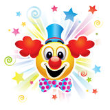 Smiley ball Royalty Free Stock Photo