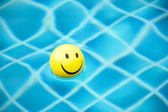 Smiley Ball Lizenzfreies Stockbild