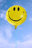 Smiley-Ballon Lizenzfreie Stockbilder