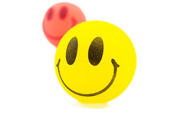 Smiley Balls Stock Image