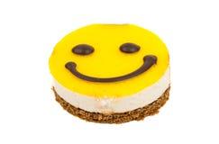 Smiley cake Royalty Free Stock Photos