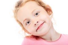 Smiley child Royalty Free Stock Photos