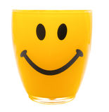 Smiley Cup Stock Photo