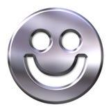 Smiley de Robo Image libre de droits
