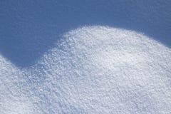 Smiley in de sneeuw wordt geschilderd die Royalty-vrije Stock Afbeelding