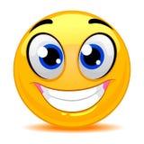 Smiley Emoticon Happy Face Photos stock