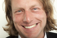 Smiley Face Stock Photo