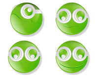 Smiley face Royalty Free Stock Image