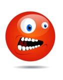 Smiley Face Button Royalty Free Stock Photos