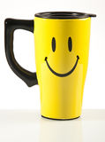 Smiley Face Cup Royalty Free Stock Photo