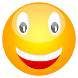 Smiley face Royalty Free Stock Photography