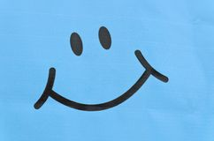 Smiley face symbol Stock Photos