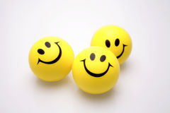 Smiley faces Stock Photos