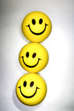 Smiley faces royalty free stock images