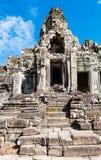 Smiley Faces del templo de Bayon (Angkor Wat) Fotografía de archivo libre de regalías