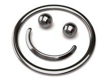 Smiley feliz ilustración del vector