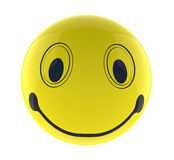 Smiley feliz Fotografia de Stock Royalty Free
