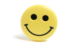 Smiley Fridge Magnet Royalty Free Stock Image
