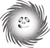 Smiley /Ghost-Dreamer/Vector Royalty-vrije Stock Foto