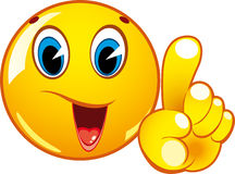 Smiley icons Royalty Free Stock Photos
