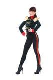 smiley kostiumowa wzorcowa target12_0_ scena Zdjęcia Royalty Free