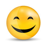 Smiley Laugh Photos libres de droits