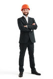 Smiley man in formal wear Royalty Free Stock Photo