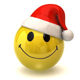 Smiley santa claus Stock Photos