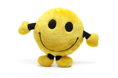 Smiley Soft Toy Royalty Free Stock Photo