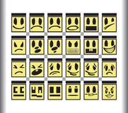 The smiley Stock Images