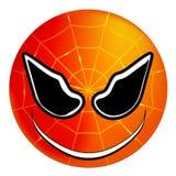 Smiley superhero Spiderman Royalty Free Stock Photo