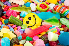 Smiley Sweets Stock Photos