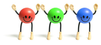 Smiley Toy Royalty Free Stock Photos