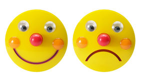 Smiley Toys Stock Image