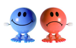 Smiley Toys Royalty Free Stock Images