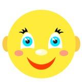 Smiley uśmiechy Zdjęcie Stock