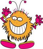 Smileymonster Lizenzfreies Stockfoto