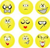 smileys Стоковое Изображение RF