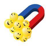 Smileys #2 royalty free stock images