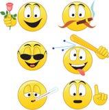 Smileys stock photos