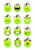 Smileys Stock Fotografie