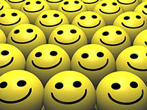 Smileys Royalty Free Stock Images