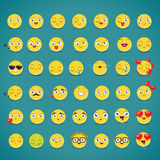 SMILEYS EMOTION Stock Photography