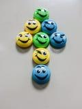 Smileys pil Royaltyfri Bild