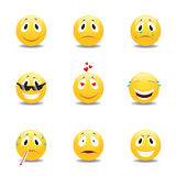 Smilie Image stock