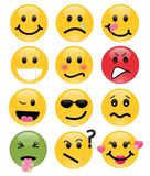 Smilies Royalty Free Stock Photos